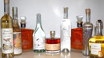 Grappe e liquori